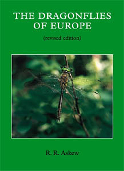 Askew R.R., 2004, The Dragonflies of Europe, (revised edition).