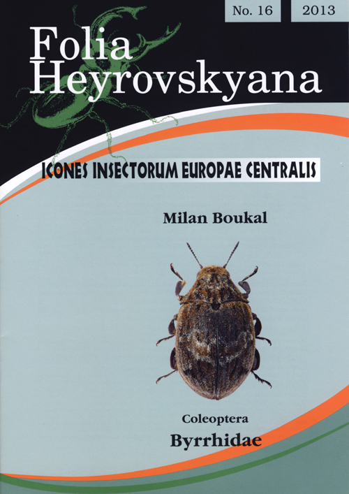 Boukal M. - Icones Insectorum Europae Centralis: No. 16;